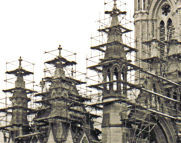 Church Scaffolding